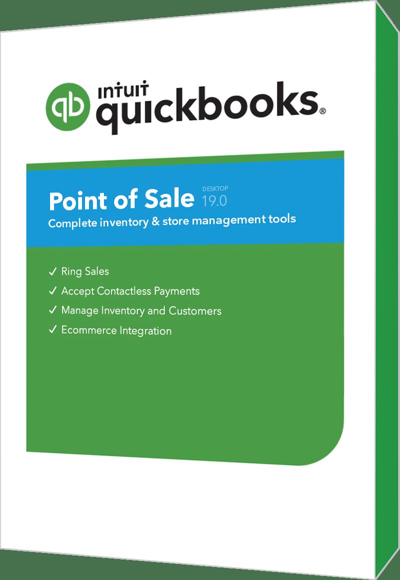 QuickBooks POS 19